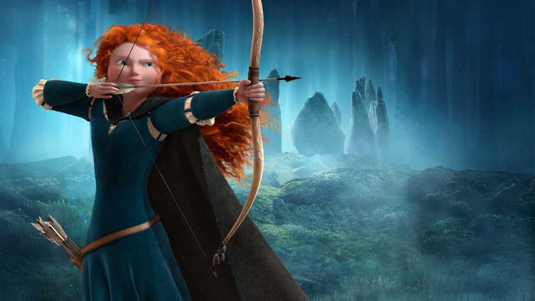 Brave Movie Photo