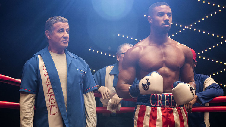 Creed film clip
