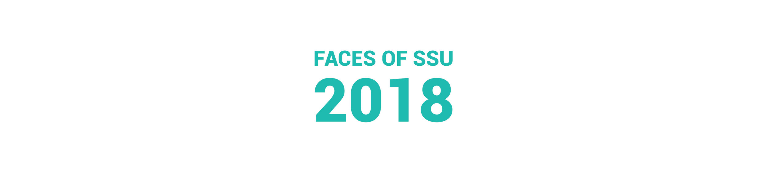 Faces of SSU Logo