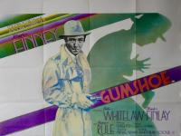 """Gumshoe"" cover. Albert Finney played by Eddie Ginley"