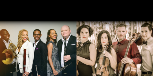 The Imani Winds and Catalyst Quartet