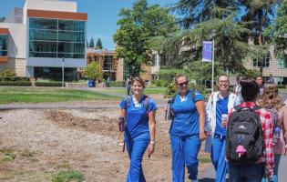 Sonoma State's Department of Nursing