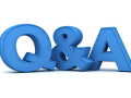 Q&A graphic
