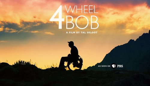 """4 Wheel Bob"" cover poster"