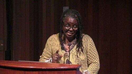 Professor Kim Hester-Williams