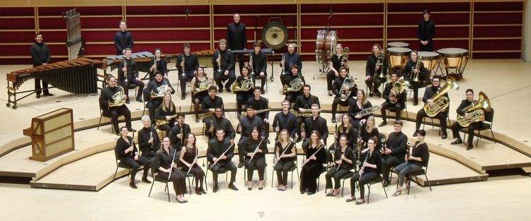 SSU Symphonic Wind Ensemble & Concert Band