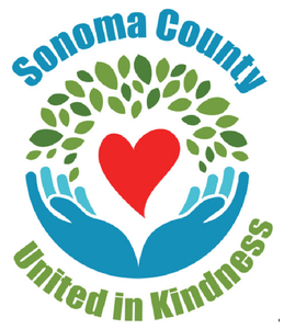 Logo for Sonoma County United in Kindness