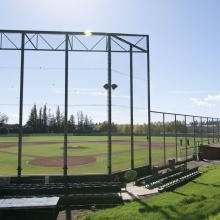 Baseball diamond